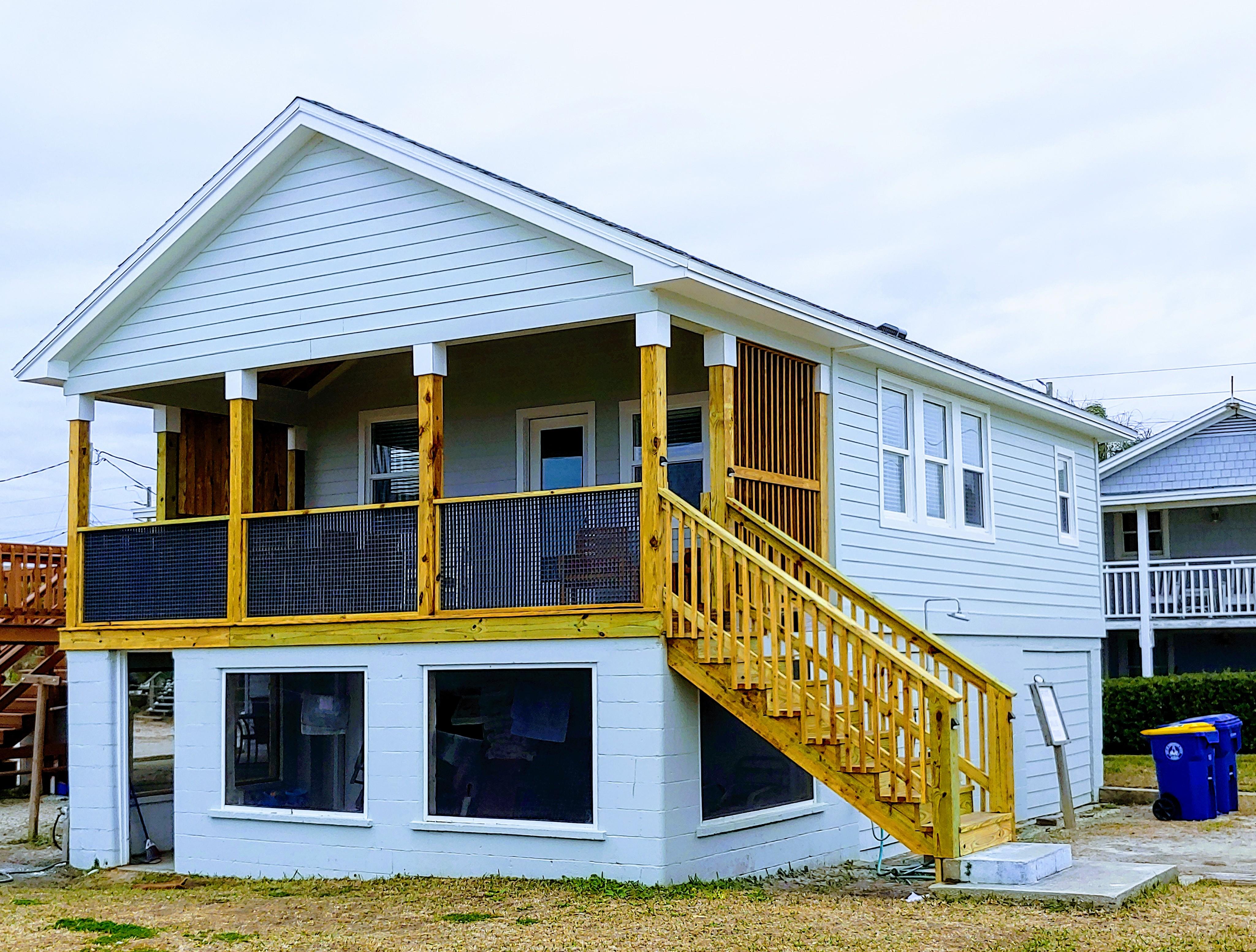 Sensational Amelia Island Beach Cottage Rustic Beach Living At Download Free Architecture Designs Embacsunscenecom
